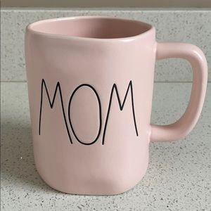 2/$40🌸 RAE DUNN PINK MOM COFFEE TEA MUG